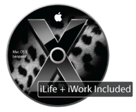 Leopard with iLife and iWork