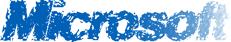 Microsoft Distorted Logo
