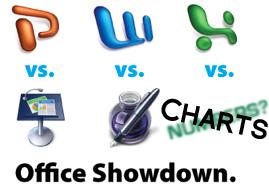 Office VS. iWork '07