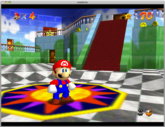 A guide to Nintendo 64 Emulation on the Mac at Appleology