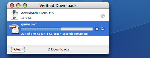 Verified Downloader